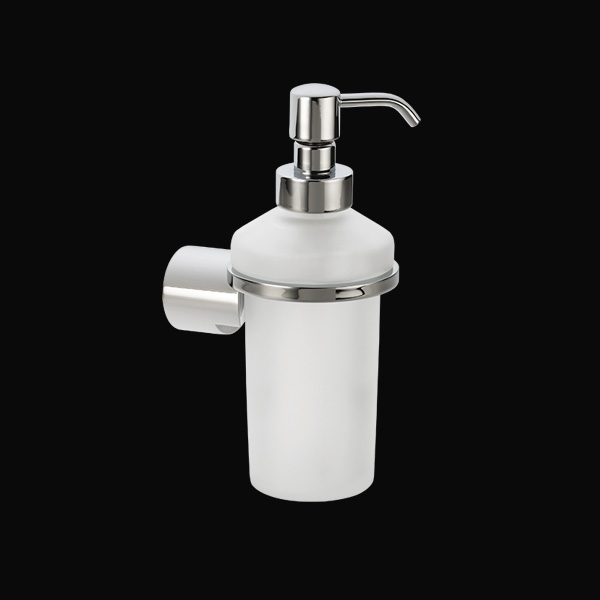 Round Soap Dispenser